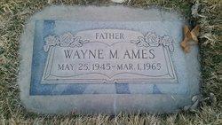 Wayne Merrill Ames