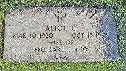 Alice C Aho