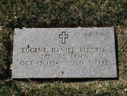 Eugene Daniel Alegria