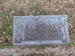 Robert Lee Blakney