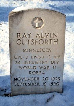 Ray Alvin Cutsforth
