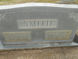 Sue <I>Cannon</I> Smith