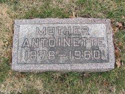 Antoinette S. <I>Heymann</I> Stepzinski