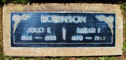 Jolly Edward Robinson