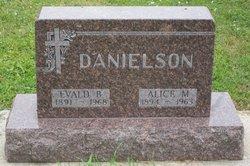 Alice M Danielson