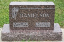 Evald B Danielson