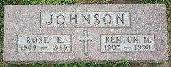 Kenton M Johnson