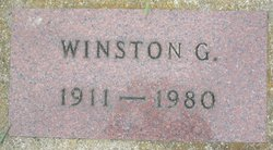 Winston G Peterson