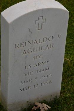 Reinaldo V Aguilar