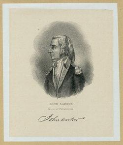 Gen John Barker