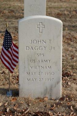 John T Daggy, Jr