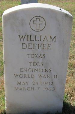 William Deffee