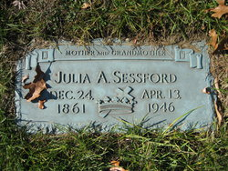 Julia A. <I>Reynolds</I> Sessford