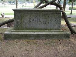 Mary <I>Carpenter</I> Bahlke