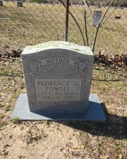 Florence Gertrude <I>Alexander</I> Powell