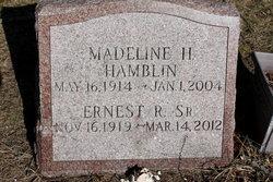 Ernest R Hamblin, Sr