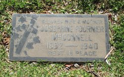 Josephine <I>Fournier</I> McDonnell