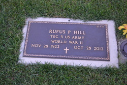 "Rufus Perry ""Uncle Rip"" Hill"