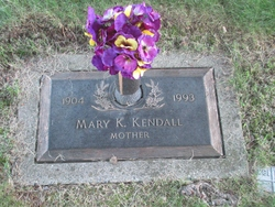 Mary K Kendall