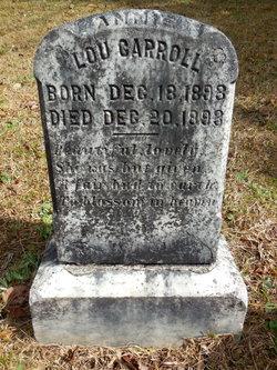 Annie Lou Carroll