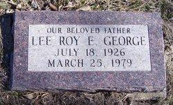 Lee Roy Everett George