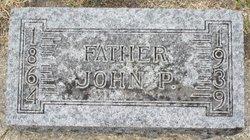 John P Bodin