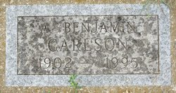 A Benjamin Carlson