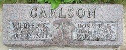 Donald F Carlson