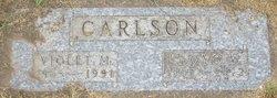 Lloyd W Carlson