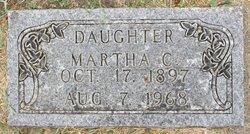 Martha C Franklin