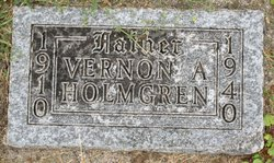 Vernon A Holmgren
