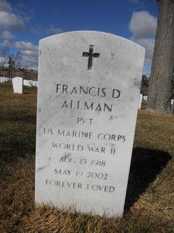 Francis Delbert Allman