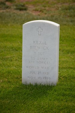 Rex L Biewick