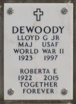 Lloyd Glenn Dewoody, Jr