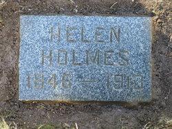 Helen <I>Wisher</I> Holmes