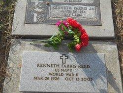 Kenneth Farris Reed, Jr