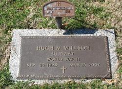 Hugh McReynolds Willson, II