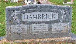 Vernon Hambrick