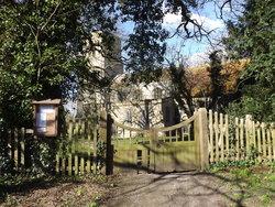 St. Botolph Churchyard