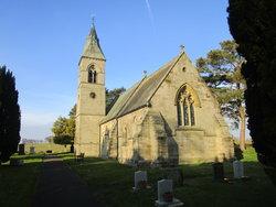 Holy Saviour Churchyard