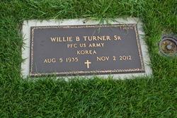 Willie Benjamin Turner, Sr