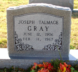 Joseph Talmadge Gray