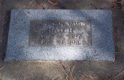 Hezekiah James Hatch