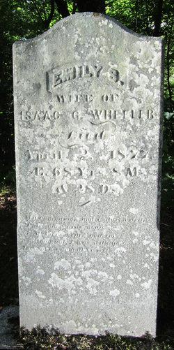 Emily J. <I>Sawyer</I> Wheeler