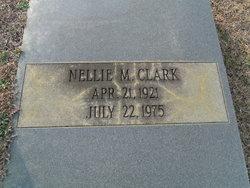 Nellie M Clark