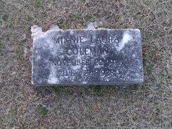 Minnie Laura Coleman