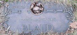 Clifford Elmer Blaud