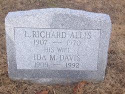 Ida Marion <I>Davis</I> Allis