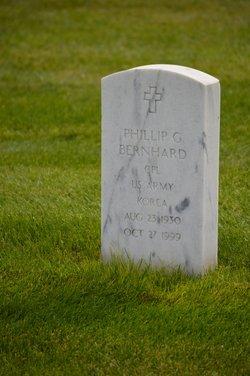 Phillip G Bernhard