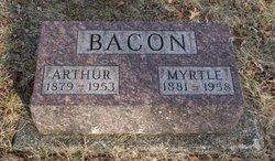 C. Myrtle <I>Horton</I> Bacon
